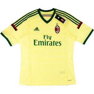 2014-15 AC Milan Adidas Third Football Shirt