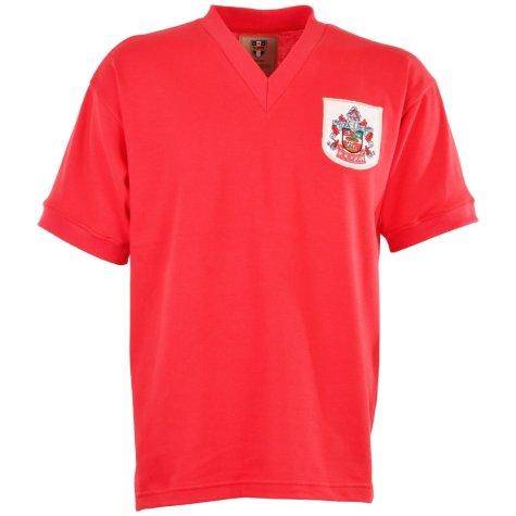 Accrington Stanley 1950-1960s Retro Football Shirt