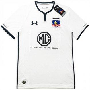 2018 Colo Colo Home Football Shirt