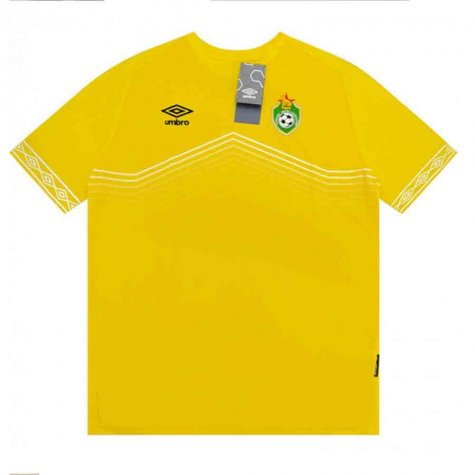 2019-2020 Zimbabewe Umbro Home Football Shirt
