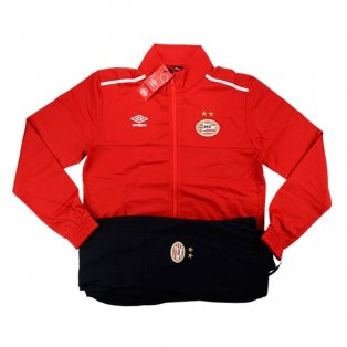2016-17 PSV Heritage Woven Training Tracksuit (Red)