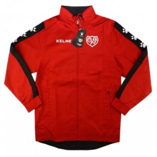 2016-17 Rayo Vallecano Kelme Rain Jacket