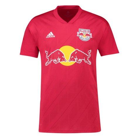 2018 New York Redbull Adidas Away Football Shirt