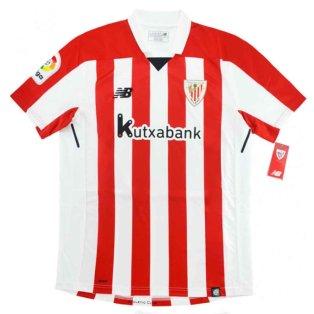 2017-18 Athletic Bilbao Home Shirt