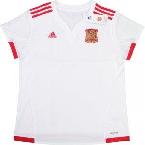 2015-16 Spain Adidas Away Women Football Shirt