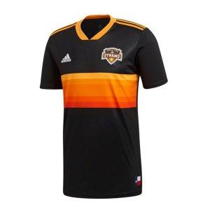 2018 Houston Dynamo Adidas Away Football Shirt
