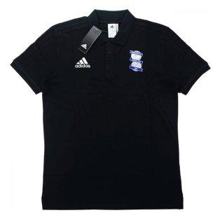2017-18 Biringham City Adidas Training Polo Shirt (Black)