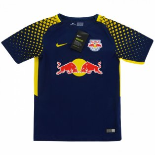 2017-2018 Red Bull Salzburg Nike Away Football Shirt (Kids)