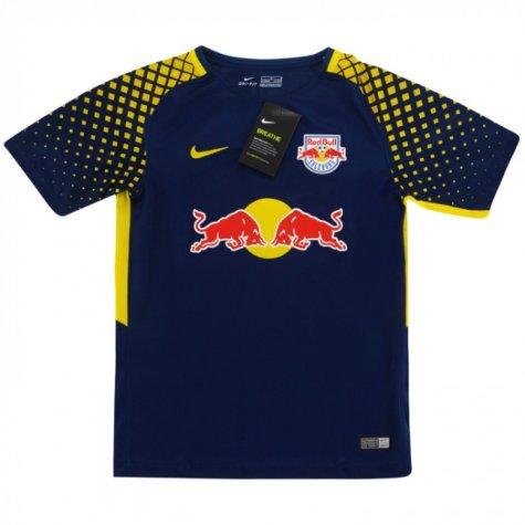 2017-2018 Red Bull Salzburg Nike Away Football Shirt (Kids)