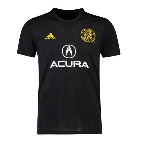 2018 Columbus Crew Adidas Away Football Shirt