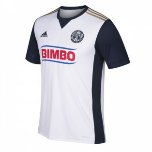 2018 Philadelphia Union Adidas Away Football Shirt - Kids