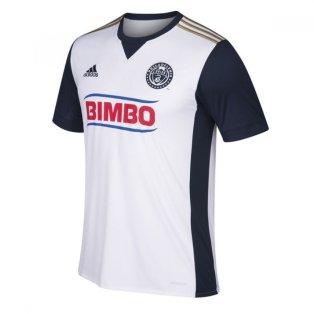 2018 Philadelphia Union Adidas Away Football Shirt - Kids