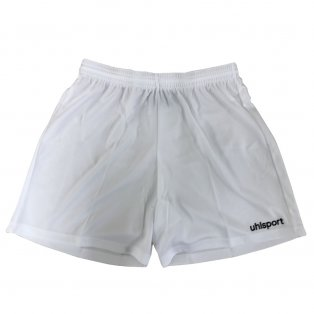 2012-13 Uhlsport Basic Shorts (White)