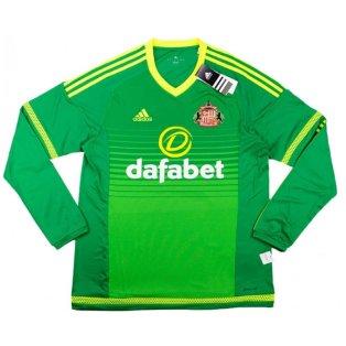 2015-16 Sunderland Away L/S Shirt