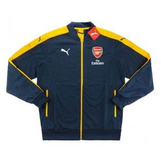 2016-17 Arsenal Puma Stadium Jacket