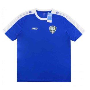 2019-2020 Uzbekistan Jako Home Football Shirt