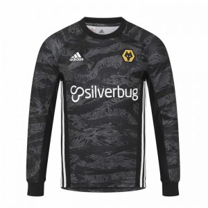 2019-2020 Wolves Third Adidas Goalkeeper Shirt (Kids)