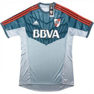 2016-2017 River Plate Home Goalkeeper Shirt