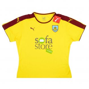 2015-16 Burnley Puma Away Women Football Shirt