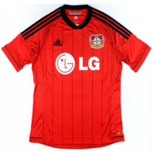 2013-14 Bayer Leverkusen Away Shirt