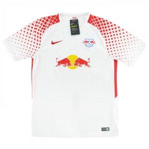 2017-2018 RB Leipzig Nike Home Football Shirt