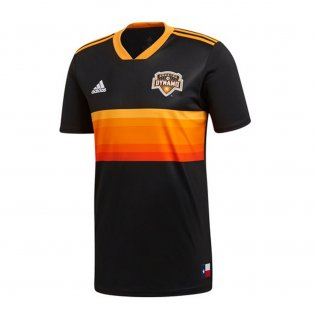huge discount 29c4c 7611d 2018 Houston Dynamo Adidas Away Football Shirt - Kids