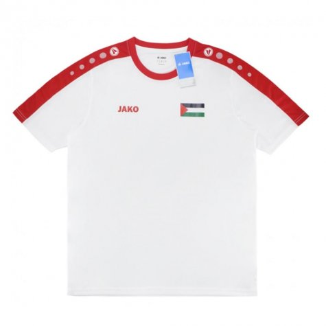 2019-2020 Palestine Jako Away Football Shirt