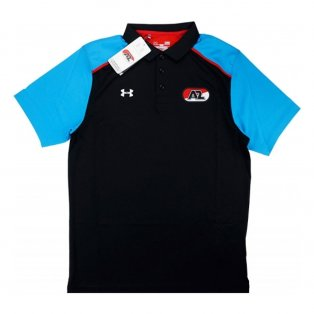 2016-17 AZ Alkmaar Polo Shirt (Black)