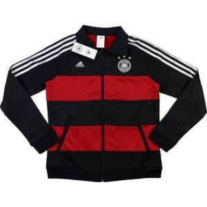 2014-15 Germany Adidas Women Track Jacket (Black)
