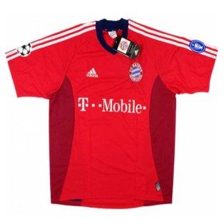 2002-03 Bayern Munich CL Shirt