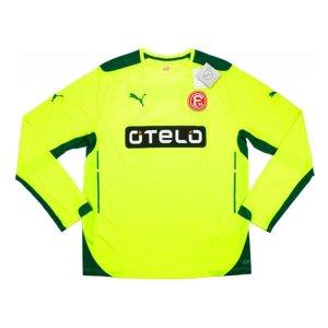 2014-15 Fortuna Dusseldorf Puma Third Long Sleeve Football Shirt