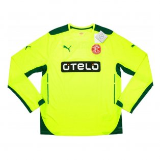 2014-15 Fortuna Dusseldorf Puma Third Long Sleeve Football Shirt