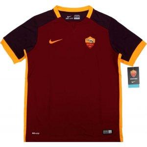 2015-16 Roma Nike Home Football Shirt (Kids)