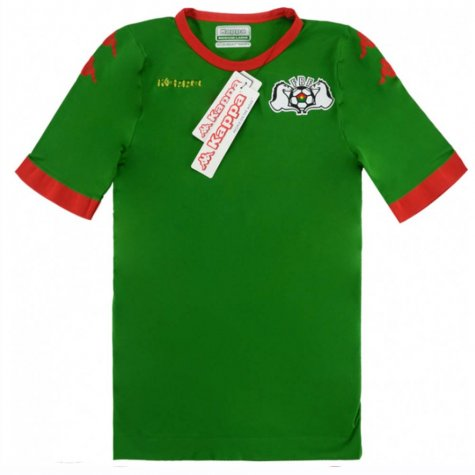 2016-17 Burkina Faso Authentic Home Shirt