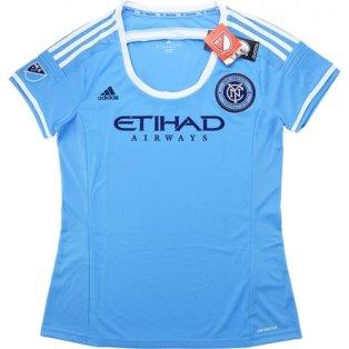 2015-16 New York City Adidas Women Home Football Shirt