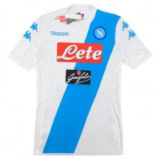 2016 17 Napoli Authentic Away Shirt Uksoccershop
