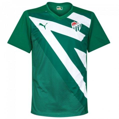 2015-16 Bursaspor Kulubu Puma Away Football Shirt