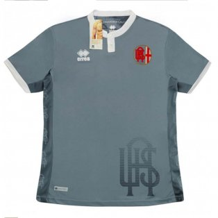 2019-2020 US Alessandria Errea Away Football Shirt