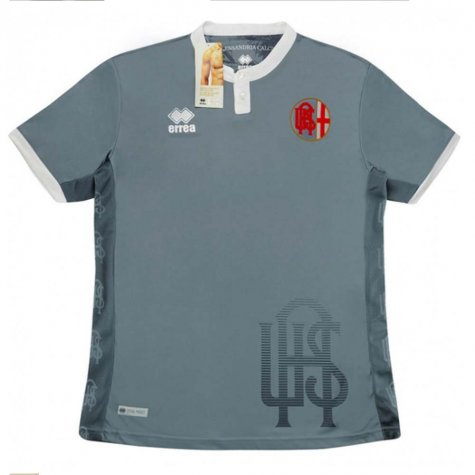 2019-2020 US Alessandria Errea Away Football Shirt