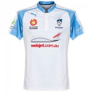 2016-17 Sydney FC Puma Authentic Away Football Shirt