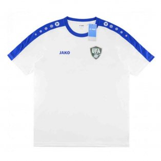 2019-2020 Uzbekistan Jako Away Football Shirt
