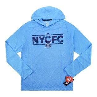 2015-16 New York City Adidas Hoody (Navy)