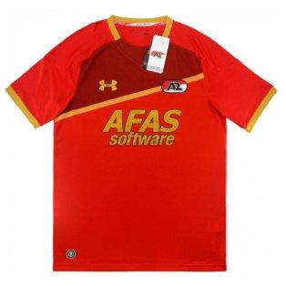 2017-18 AZ Alkmaar Home Shirt