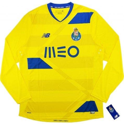 2016-17 FC Porto Third Long Sleeve Football Shirt