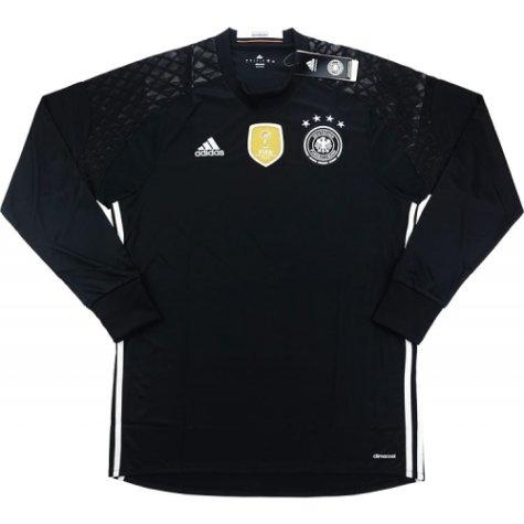 2015-16 Bayern Munich Adidas Home Goalkeeper Shirt