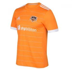 2018 Houston Dynamo Adidas Home Football Shirt - Kids