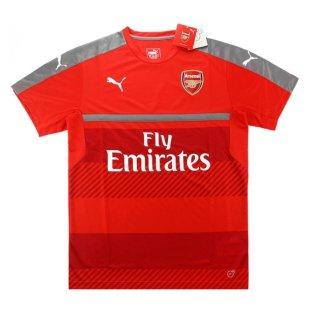 2016-17 Arsenal Puma Training Shirt