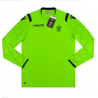 2018-2019 Nice Macron Third Goalkeeper Shirt