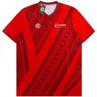 2018-2019 Samoa Away Football Shirt