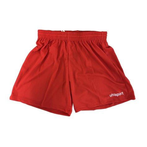 2012-13 Uhlsport Basic Shorts (Red)